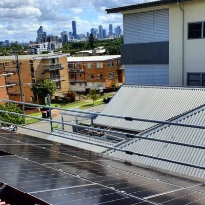 Solar Panel on a Residential Roof — Solar Specialists Queensland
